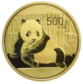 2015 1oz Gold Chinese Panda Coin