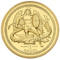 2012 Proof 1oz Ounce Angel Gold Coin