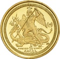 Tenth Ounce Angel Gold Coin
