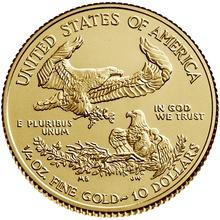 2020 Quarter Ounce American Eagle Gold Coin