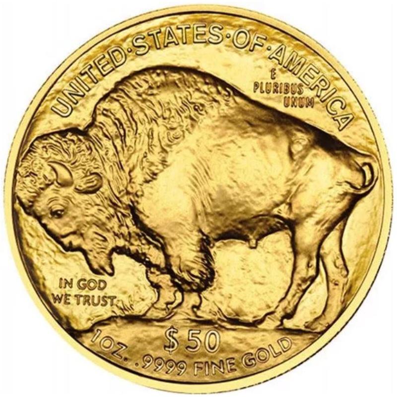 2021 1oz American Buffalo Gold Coin