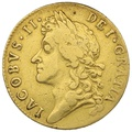 1686 James II Guinea Gold Coin