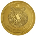 1kg Gold Australian Year of the Tiger 2010