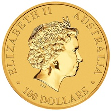 2018 1oz Gold Australian Nugget