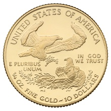 2005 Proof Quarter Ounce Eagle Gold Coin