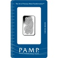 PAMP 10 Gram Platinum Bar Minted