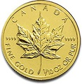 1/10oz Gold Maple Years