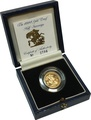Gold Proof 1991 Half Sovereign Boxed