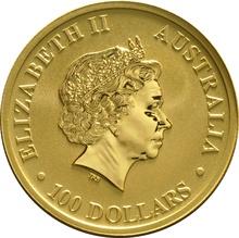 2012 1oz Gold Australian Nugget