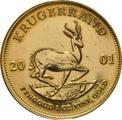 2001 1oz Gold Krugerrand