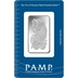 PAMP 1/2oz Silver Bar Minted