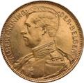 20 Belgian Franc Albert