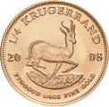 2008 Quarter Ounce Gold Krugerrand
