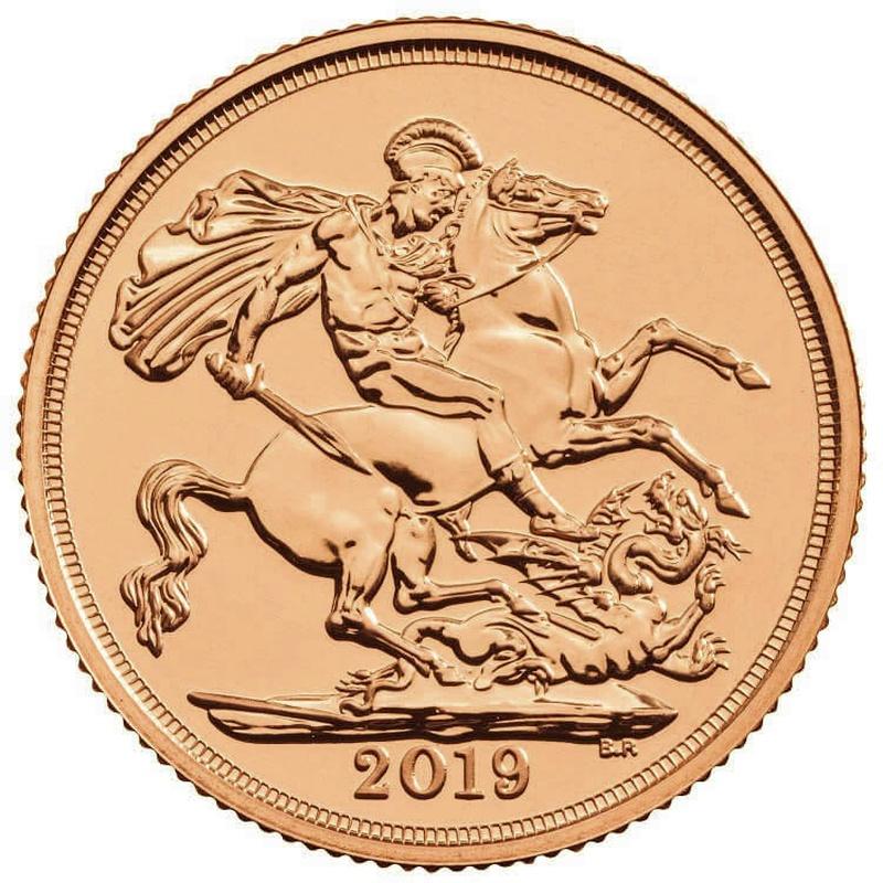 2019 Gold Sovereign