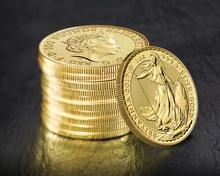 2017 Britannia One Ounce Gold Coin