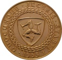 22ct 1965 £5 Isle of Man Gold Coin Bicentenary of the Revestment Act