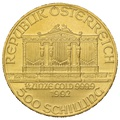 1992 Quarter Ounce Gold Austrian Philharmonic