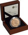 2012 - Gold £5 Brilliant Uncirculated Coin Boxed