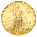 2008 Proof Quarter Ounce Eagle Gold Coin