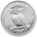 2012 1oz Silver Kookaburra