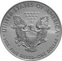 1988 1oz American Eagle Silver Coin