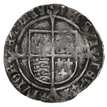 1526-44 Henry VIII Silver Groat - Laker Bust D