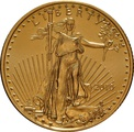 2010 Quarter Ounce Eagle Gold Coin