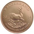 2014 1oz Gold Krugerrand