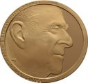 2011- Gold £5 Proof Crown, HRH Prince Philip