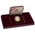 1996 Proof Atlanta Centennial Olympic - American Gold Commemorative $5 Boxed