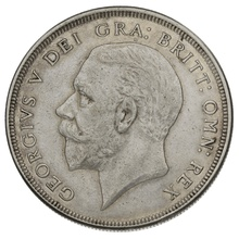 1927 George V Silver Wreath Crown