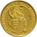 1/4oz Gold Coin, The Lion - Queen's Beast