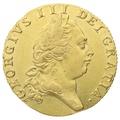 1790 George III Guinea Gold Coin