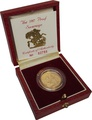 Gold Proof 1987 Sovereign Boxed