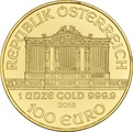 2018 1oz Austrian Gold Philharmonic Coin