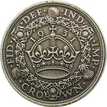 1931 George V Proof Crown