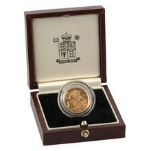 Gold Proof 1994 Sovereign Boxed