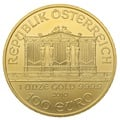 2010 1oz Austrian Gold Philharmonic Coin
