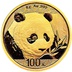2018 8g Gold Chinese Panda Coin