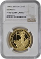 1990 One Ounce Proof Britannia Gold Coin NGC PF70