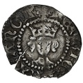 1422-31 Henry VI Hammered Silver Halfpenny London