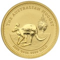 2005 Quarter Ounce Gold Australian Nugget
