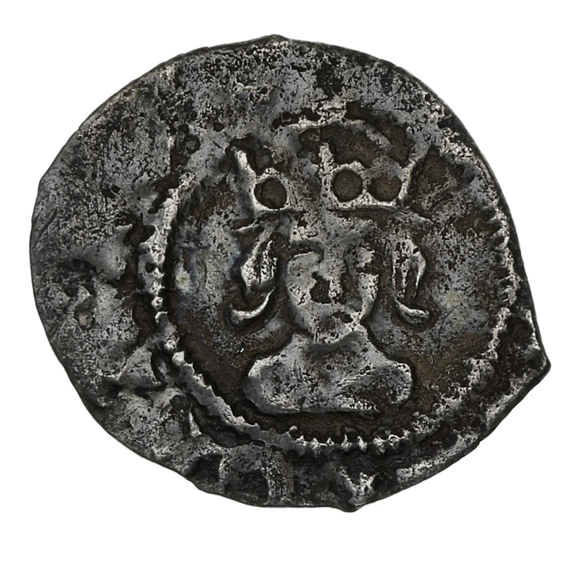 1485-1509 Henry VII Hammered Silver Halfpenny
