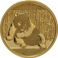 2015 1/4 oz Gold Chinese Panda Coin