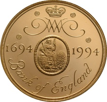 1994 £2 Two Pound Proof Gold Coin (Double Sovereign)