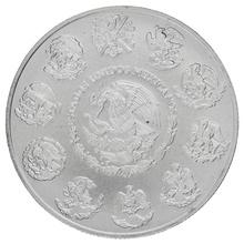 2020 1oz Mexican Libertad Silver Coin
