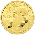 2020 15g Gold Chinese Panda Coin