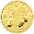 2020 15g Gold Chinese Panda Coin