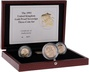 1993 Gold Proof Sovereign Three Coin Set Boxed