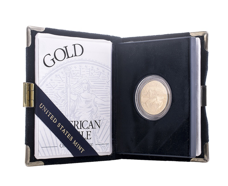 2003 American Eagle Proof half Ounce Gold Coin Boxed